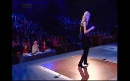 Sean Nós Dancing - Edwina Guckian & Stephen Doherty - Oireachtas na Gaeilge 2016